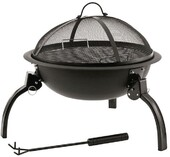 Outwell Cazal Fire Pit Black