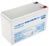 Logicpower AGM LPM-MG 12 - 7,5 AH