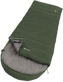 Outwell Canella Supreme/-1°C Forest Green Left