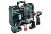 Metabo PowerMaxx BS Quick Pro Mobile Workshop (600157880)