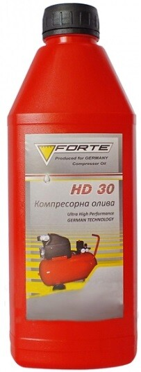 Масла и смазки Forte ISO100 HD30 1л (28174)