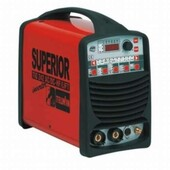 Telwin SUPERIOR TIG 322 AC/DC - HF/LIFT with ACC