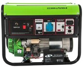 Greenpower CC3000 LPG/NG