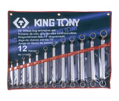 King Tony 1712MR (12 предметов)