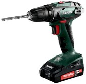 Metabo BS 18 2xLi-Power 2.0 Ah (602207560)