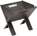 Outwell Cazal Portable Compact Grill Black