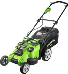 Greenworks TwinForce G40LM49DB (2500207)