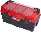 """QBRICK SYSTEM S600 CARBO RED 22"""" (SKRS600FCPZCZEPG001)"""