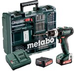 Metabo PowerMaxx SB 12 Set (601076870)
